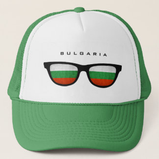 Bulgaria Shades custom hat