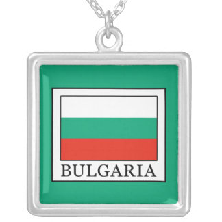 Bulgaria Silver Plated Necklace