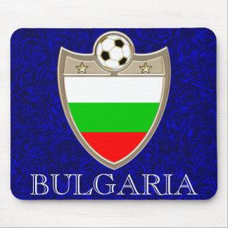 Bulgaria Soccer Mousepads