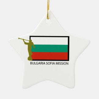 BULGARIA SOFIA MISSION LDS CTR CHRISTMAS ORNAMENT