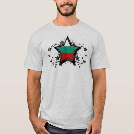 Bulgaria Star T-Shirt