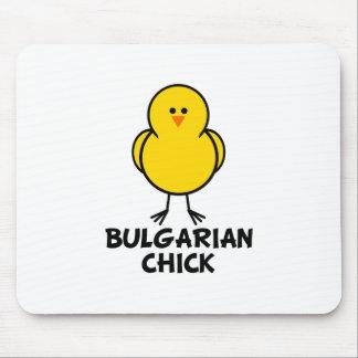 Bulgarian Chick Mouse Mat