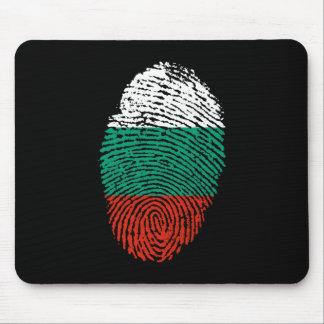 Bulgarian DNA Love Patriotic Mouse Mat