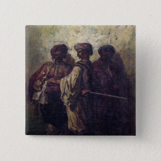 Bulgarian Soldiers 15 Cm Square Badge