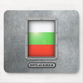Bulgarian Steel Mouse Pad