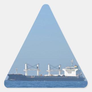 Bulk Carrier EGS CREST Triangle Sticker