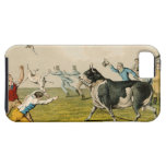 'Bull Baiting', pub. by Thomas McLean, 1820, (prin Case For The iPhone 5