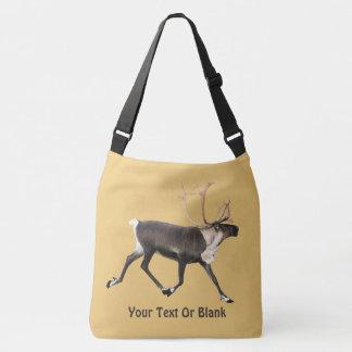 Bull Caribou Tote Bag