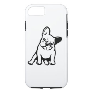 bull dog iPhone 8/7 case
