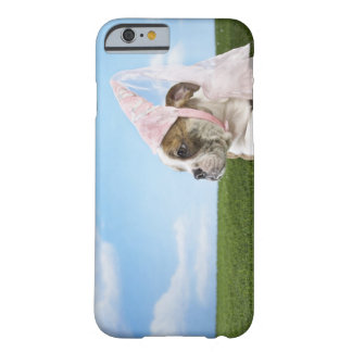 Bull Dog puppy princess Barely There iPhone 6 Case