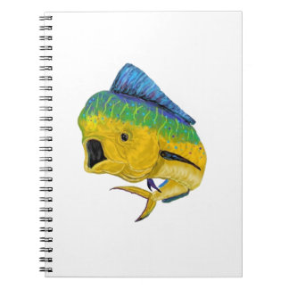 BULL DOLPHIN WAYS NOTEBOOK
