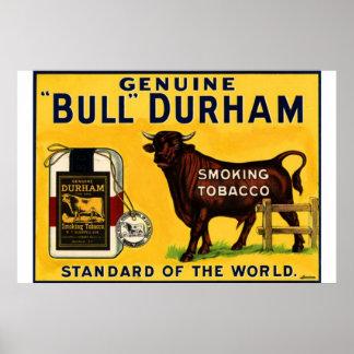 BULL DURHAM IMPRESIONES