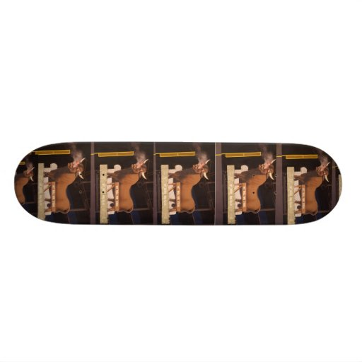 Bull Durham Skateboard