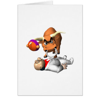 Bull Fighter 2 Card