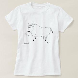Bull Folk Art Shirts