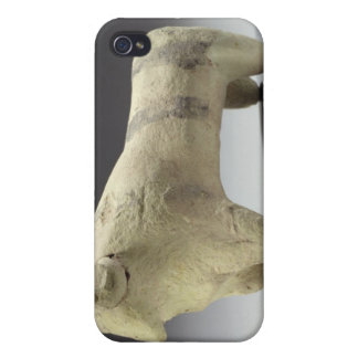 Bull in the Ubaid style, c.4000-3500 BC (terracott Covers For iPhone 4
