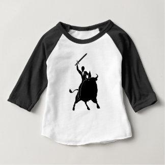 Bull Market Businessman Concept Baby T-Shirt