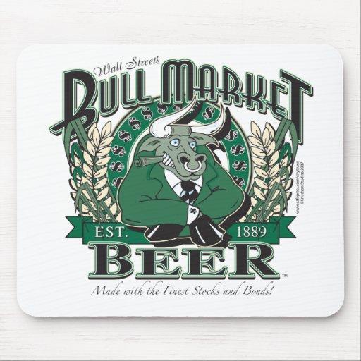 Bull-Market-CNBC-LARGE Mousepad