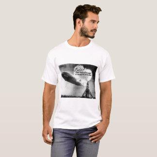 Bull Market Crash Humor T-Shirt