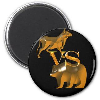 Bull Market Vs Bear Market Magnet