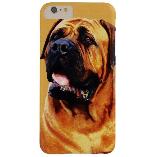 Bull Mastiff Cell Phone Case