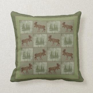 Bull Moose Pillow