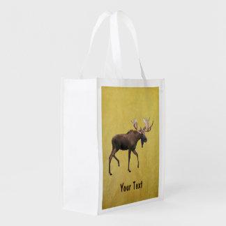 Bull Moose Market Totes