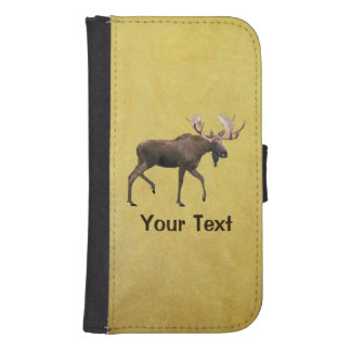 Bull Moose Samsung S4 Wallet Case