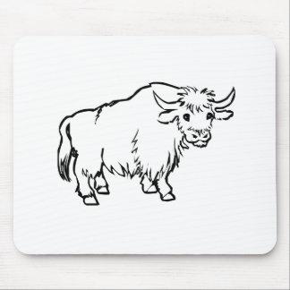 Bull Mousepad
