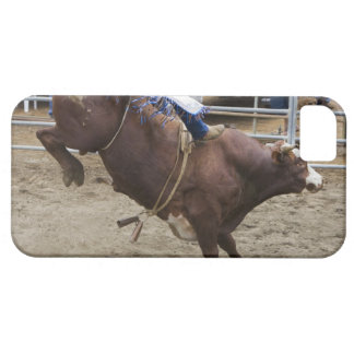 Bull rider at rodeo case for the iPhone 5