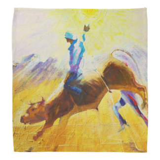 Bull Rider Bandana