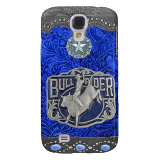 """""""Bull Rider"""" Western Rodeo IPhone 3 Case"""