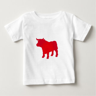 Bull see Red Baby T-Shirt