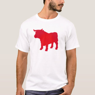 Bull see Red T-Shirt