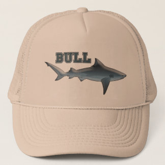 Bull Shark Fisherman Trucker Hat