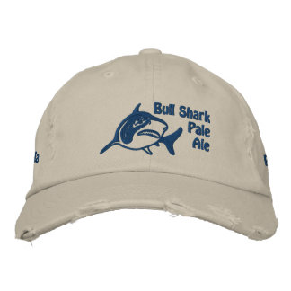 Bull Shark Pale Ale Embroidered Hat