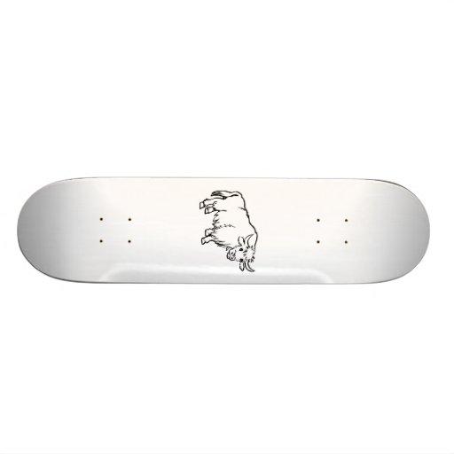 Bull Skateboard Deck