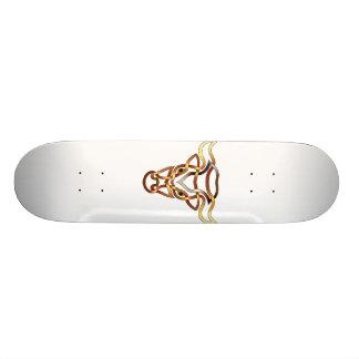 Bull Skate Deck