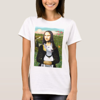 Bull Terrier 1 - Mona Lisa T-Shirt