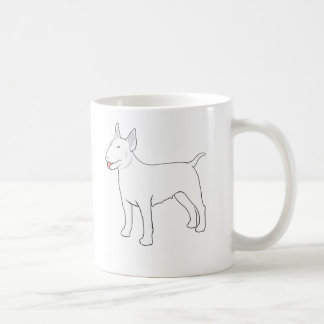Bull Terrier BULLY GIRL complete Coffee Mug