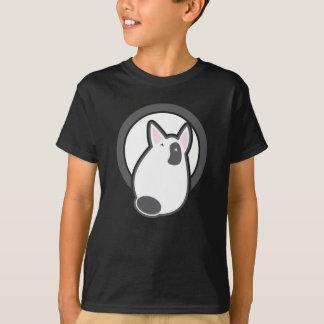 Bull Terrier - bully_illu_3c T-Shirt