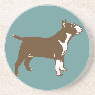 Bull Terrier Coaster