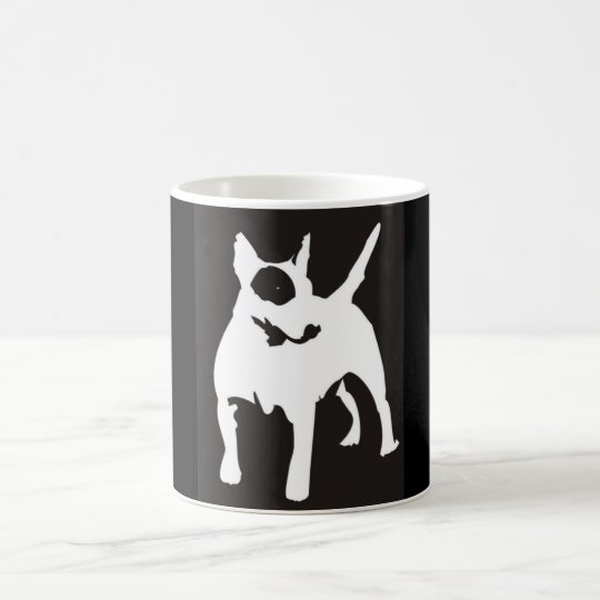 Bull Terrier Coffee Mug