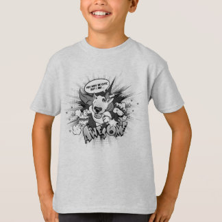 "Bull Terrier Fun Shirt ""I'm Awesome"""