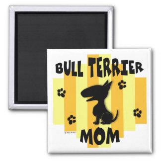 Bull Terrier Mom Magnet