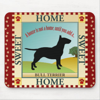 Bull Terrier Mouse Pad