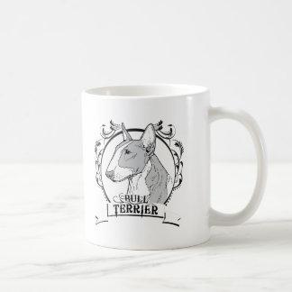 Bull Terrier T-shirt Mug