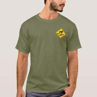 Bull Terrier Xing T-Shirt