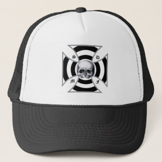 bullcross2 trucker hat