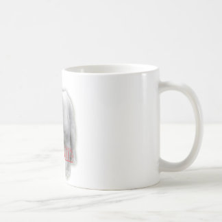 Bulldog  ブルドッグ basic white mug